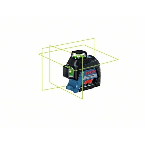 Nivel láser de líneas GLL 3-80 G Professional