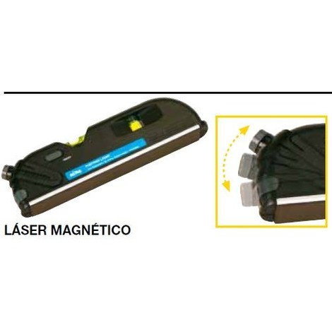 Nivel laser magnetico 20cm 54251 ACHA