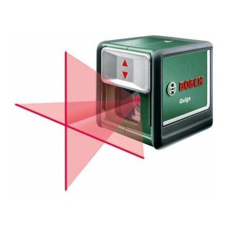 Nivel Medicion Laser Hasta 10Mt Autonivelante Poroteccion Cruzada Quigoiii Bosc