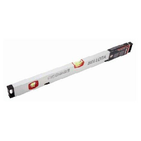 Nivel Medicion Tubular 050Cm Magnetico 2Burbujas Aluminio Bellota