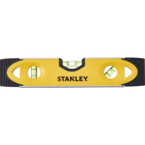 Nivel torpedo base magnética Stanley 043511-023CM