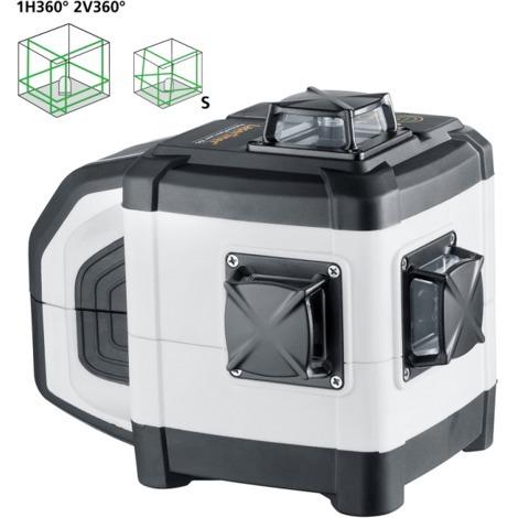 Nivelador Láser 3D verde PrecisionPlane-Lsaer 3G + Trípode + Receptor