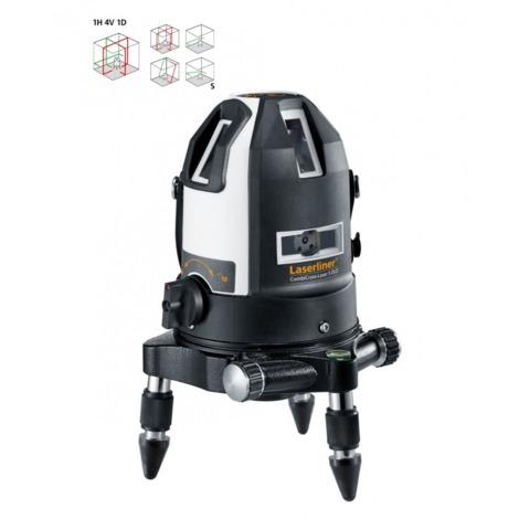 Nivelador Láser de líneas verdes CombiCross-Láser 5DLD