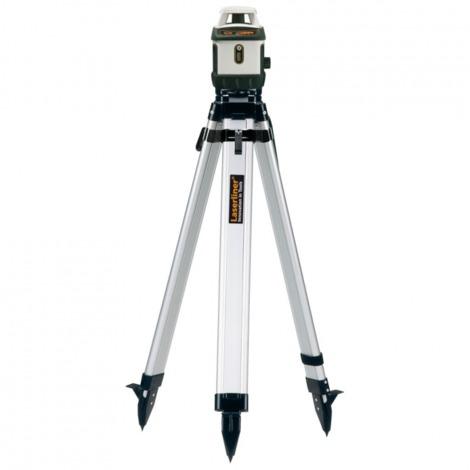 Nivelador Láser Rotativo AquaPro 120 Plus + Trípode + Receptor