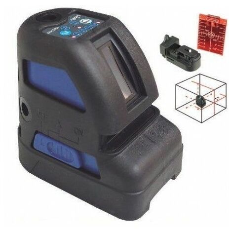 Niveles láser de 2 líneas cruzadas y 5 puntos combinados LIMIT Limit 1002 HVP