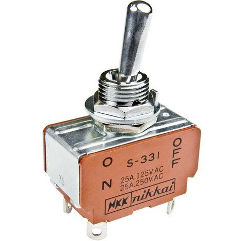 collegare amplificatore interruttore a levetta