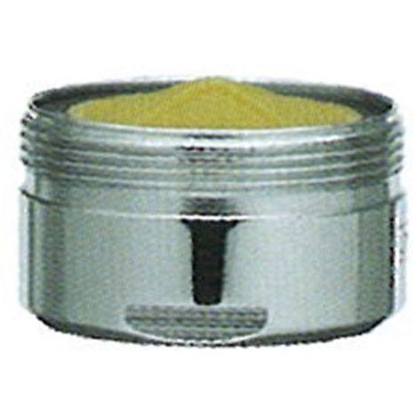 No. 3 robinet aérateur de filtre en laiton chromé 28 x 1Maschio