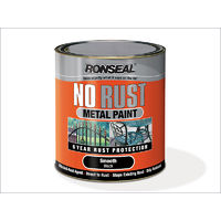 No Rust Metal Paint Smooth
