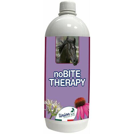 noBITE THERAPY renforce le système immunitaire, prévient les allergies et les dermatites estivales et crée une barrière contre les insectes 1000ml