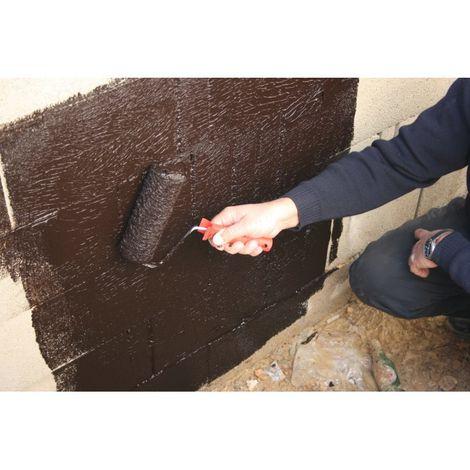 Noir pateux fondation fibre
