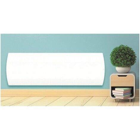 NOIROT ELIXIR KFN2655FTAJ Radiateur a Chaleur Douce Intégrale CDI - Bas 1500W - Coloris Blanc - Fabrication Française - Progr…
