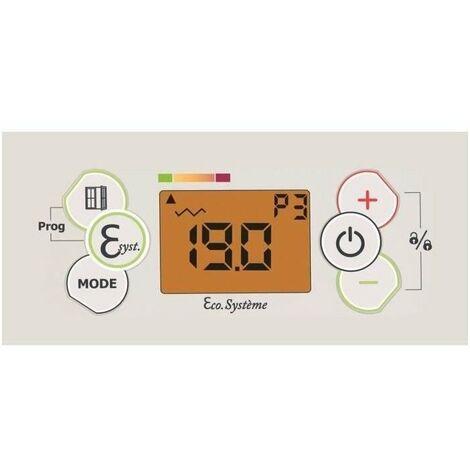 NOIROT ELIXIR KFN2675FTAJ Radiateur a Chaleur Douce Intégrale CDI - Vertical 1500W - Coloris Blanc - Fabrication Française - …