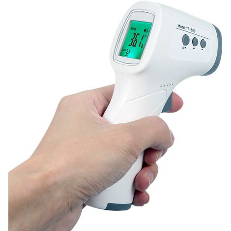 Non-contact IR Infrared Thermometer Forehead Digital Temperature Measurement for Baby Kids Adult
