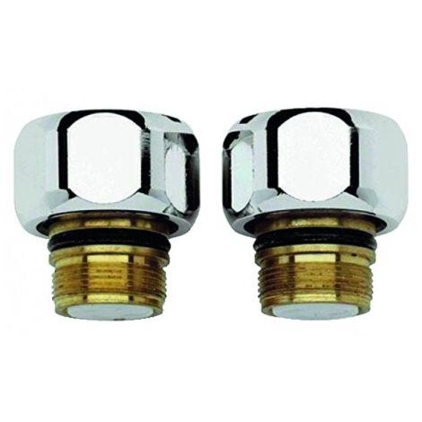 Non-return valves (X 2) - GROHE : 47189000