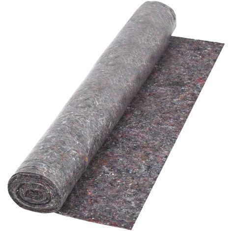 Non-slip Painter Fleece 50 m 180 g/m² Grey