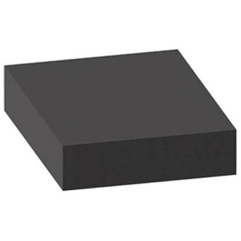 non-stick 15mm thick protective foam 1x1m black