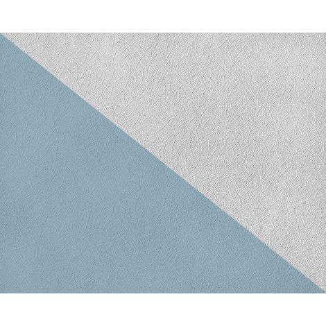 Non-woven wallpaper wall EDEM 80379BR60 paintable XXL textured ceiling white 26.50 sqm (285 sq ft)