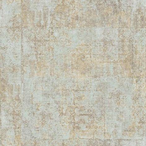 """main image of """"Noordwand Papel pintado Vintage Old Karpet beige - Beige"""""""