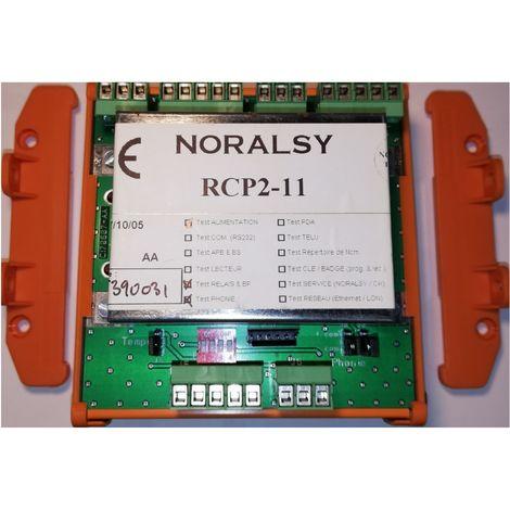 NORALSY RCP2-11 Auto-Schalter für Seitentüren mit digitalem Anruf