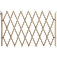 NORDLINGER PRO Barriere XX-Tall extensible en bois - Pour chien
