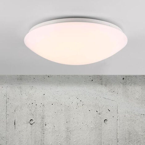 Nordlux 45396001 Ask LED-Außendeckenleuchte 36W Warmweiß Weiß X796791