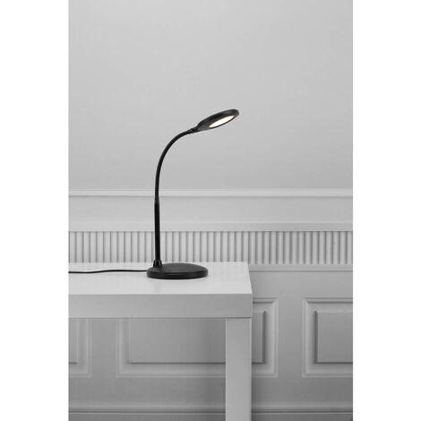 Blanc Chaud Dove 5 Nordlux 84593103 De Bureau Noir Led 4 W Lampe mvn80wON