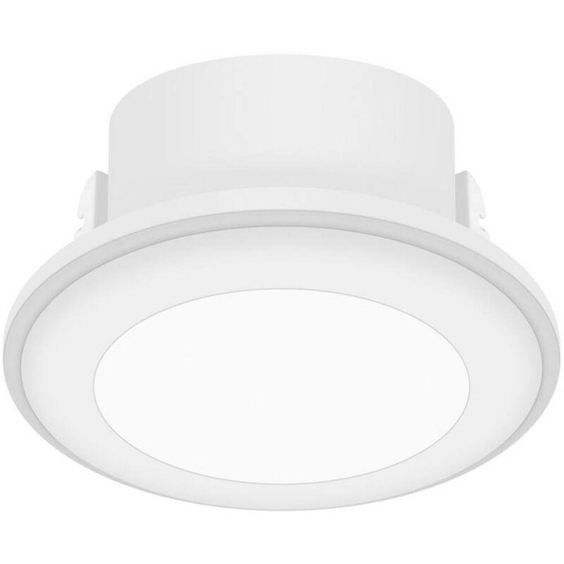 Lampada LED da incasso Nordlux Elkton 47520101 LED a montaggio fisso Potenza: 5.5 W Bianco caldo