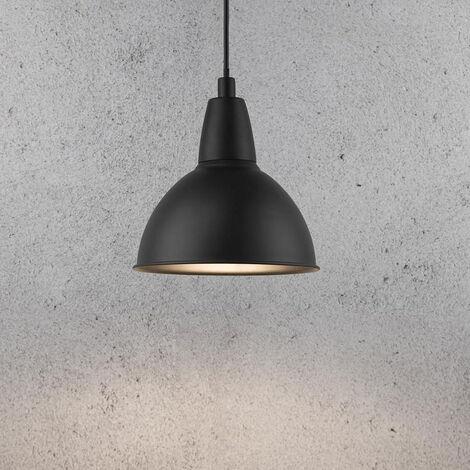 Nordlux Trude 45713003 Pendelleuchte LED E27 42W Schwarz X796501