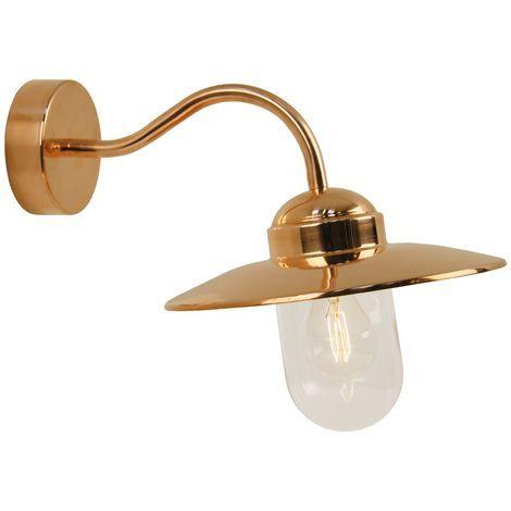 Nordlux 872223 Tamar Clips LED Aussen-Wandleuchte IP44 Schwarz Wandlampe