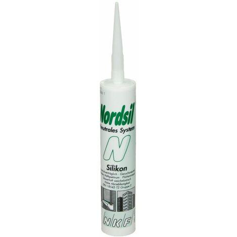 Nordsil L silicone neutre gris cartouche 310 ml