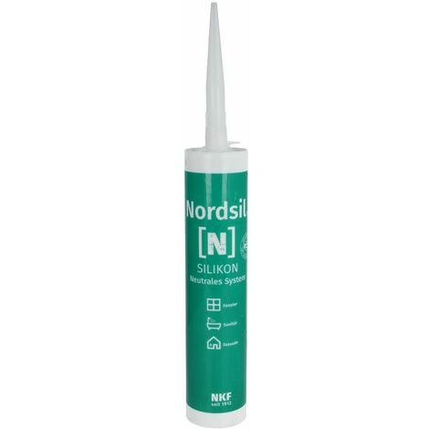 Nordsil N silicone neutre cartouche 310 ml