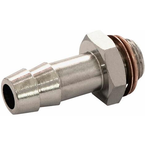 Norgren 292170928 ISO G Hose Adaptor G1/4 Thread 11.5mm Stem O/D 9mm Bore