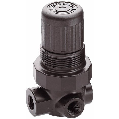 Norgren R07-100-RNKG Miniature Ported Pressure Regulator 1/8 Port 0.3 to 7 Bar