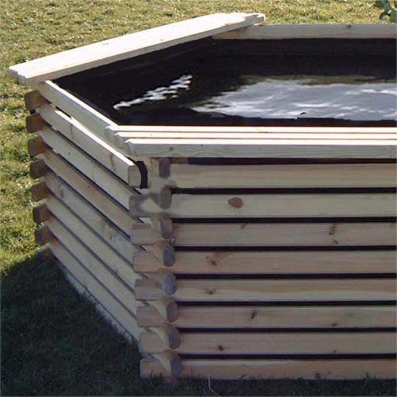 QUALITY LINER FOR 400 GALLON NORLOG INTALOGS GARDEN POND WATER FEATURE POOL