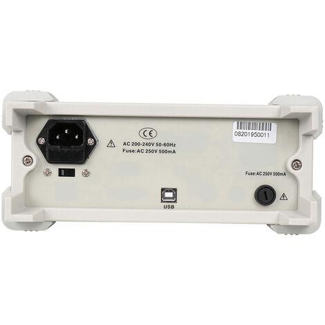 Norme europeenne du metre 220V de resistance de capacite de multimetre de haute precision ET3240