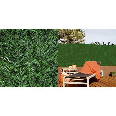Seto artificial Greenset Nortene 1x3 Mt