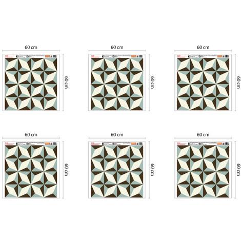 North Star Pattern - 108cm x 162cm