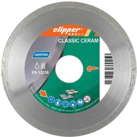 Norton Diamant Trennscheibe Clipper Classic Ceram 300x25,4 mm