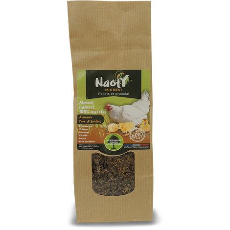 nourriture, Mix best granulat pour animaux parcs et jardins, 300 g.