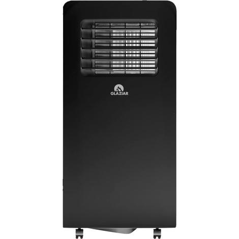 Nouveau AC Portable S25, couleur noir Elegance avec réfrigérant de nouvelle génération R290