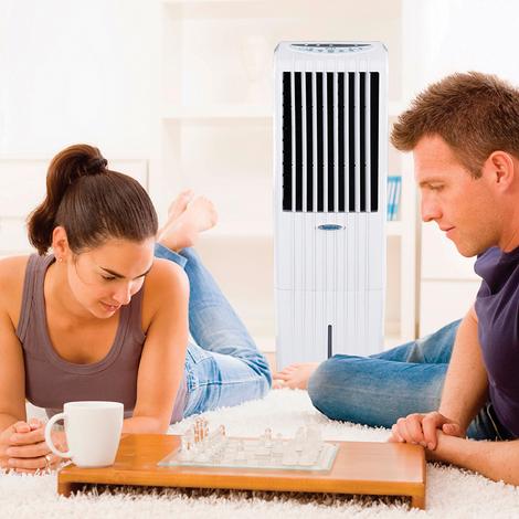 Ventilador o climatizador ¡cuestión de gustos!