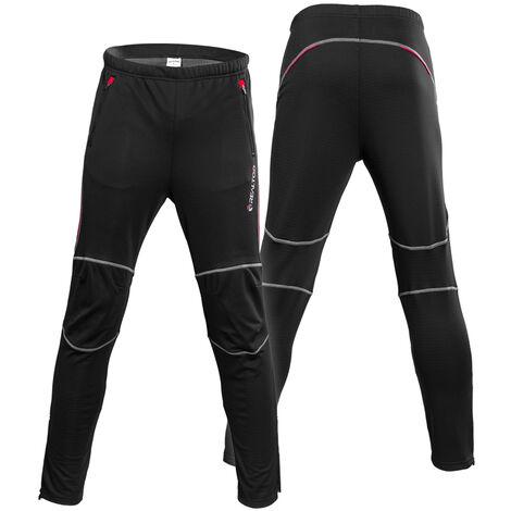 Nouveau Pantalon D'Equitation En Polaire Chaud Et Coupe-Vent Automne Et Hiver, Taille M