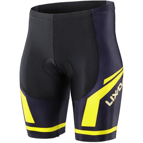 Nouveau Pantalon D'Equitation Shorts D'Ete Jaune, Code L