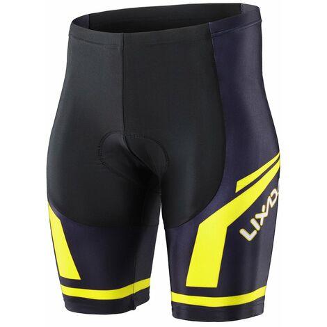 Nouveau Pantalon D'Equitation Shorts D'Ete Jaune, Le Code Xl