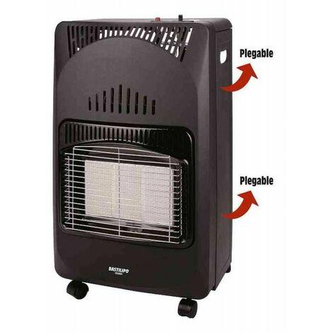 Novedad en calefacción, estufa gas butano/propano, Bastilipo EGLPC-4200.