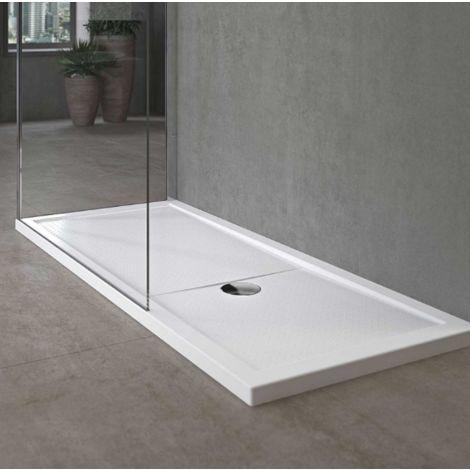 Novellini Receveur de douche Olympic Plus 170x90 cm rectangulaire épaisseur 12,5 cm