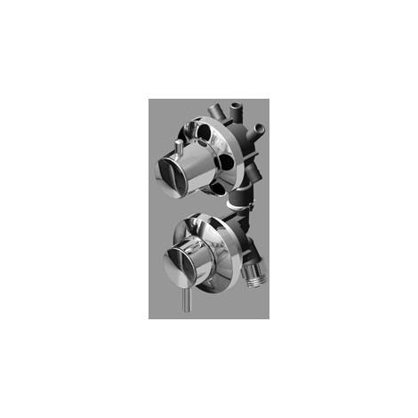 Novellini Box Doccia Ricambi.Novellini Ricambio Miscmpla4f K Miscelatore Meccanico Completo 4