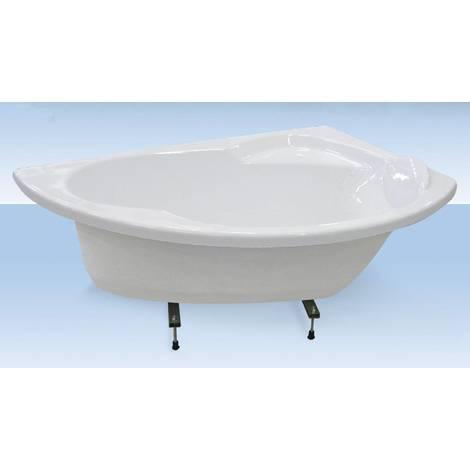 Novellini vasca da bagno ad incasso Vogue   165x85cm ...