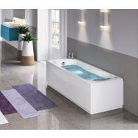 Novellini vasca da bagno Calypso su telaio con due pannelli