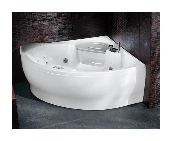 Vasche Da Bagno Idromassaggio : Novellini vasca da bagno idromassaggio angolare serie sense